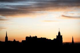 Picture of Edinburgh Castle